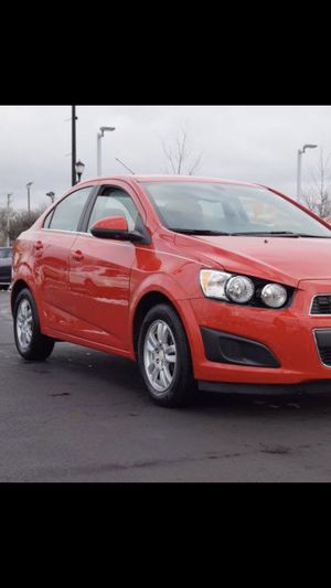 2016 Chevy sonic for Sale in Hammond, IN