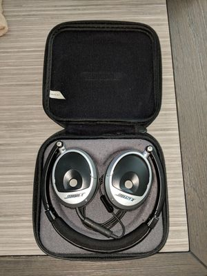 Bose on-ear headphones for Sale in Raleigh, NC