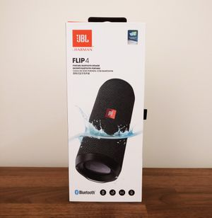 Jbl flip 4 Bluetooth speaker for Sale in Avocado Heights, CA