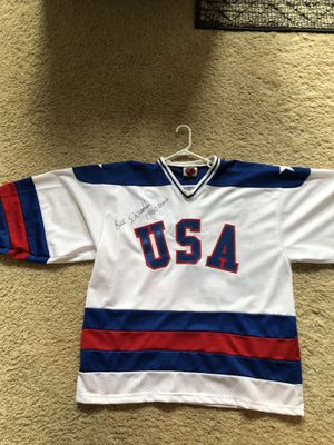 USA Hockey Jersey (1980) for Sale in Centreville, VA