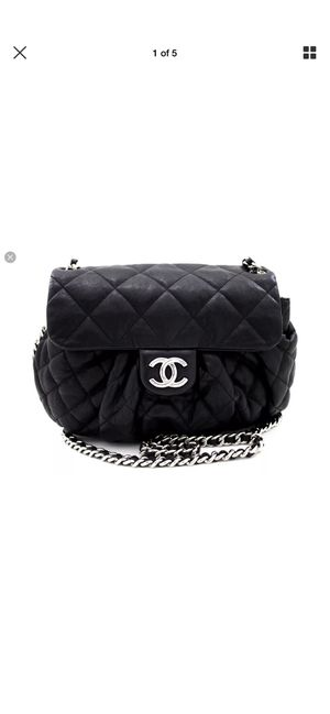 Chanel chain round cross body bag for Sale in Queens, NY