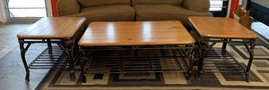3PC Coffee Table && Matching End Tables for Sale in Tampa, FL