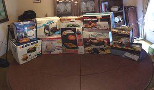Kitchen countertop appliances for Sale in Herndon, VA
