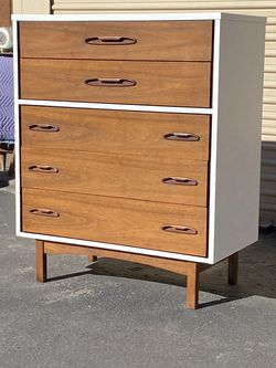 Vintage Refinished Highboy Dresser for Sale in Chula Vista,  CA