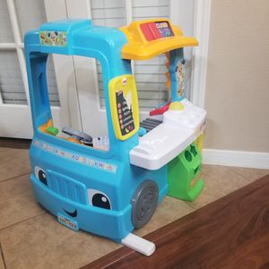 Fisher price Food Truck Learning toy for Sale in Houston, TX