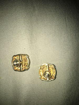 Gold diamond earrings for Sale in Orlando, FL