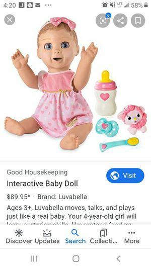 LUVABELLA dolls for Sale in Tucson, AZ