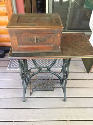 Antique treadle sewing machine for Sale in Young, AZ