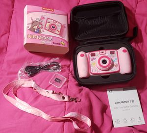 💖 Lula's - BRAND NEW - Kids Camera Camcorder Voice Games for Sale in Lacey, WA