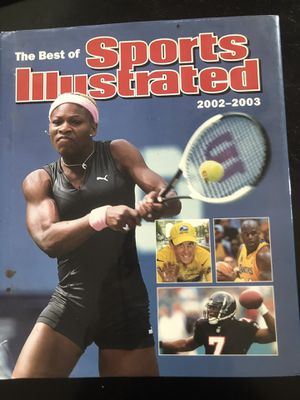 Free! Sports illustrated book for Sale in Westerville, OH