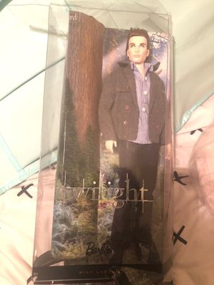 Twilight Edward Barbie for Sale in Manchaca, TX