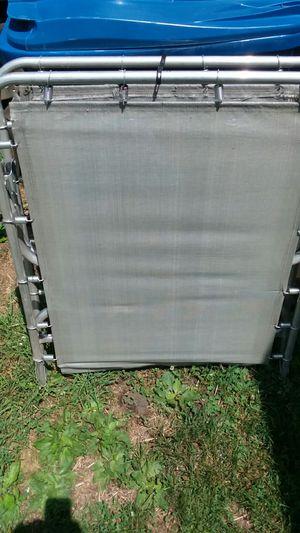 aluminum camping cot for Sale in Terre Haute, IN
