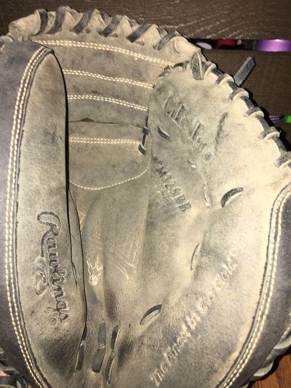 Rawlings 32 1/2 inch softball catchers glove
