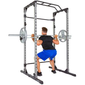 SQUAT RACK / POWER CAGE HOME GYM CHEAP! for Sale in St. Petersburg, FL