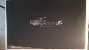 Final Fantasy 7 Remake Cloud Strife & Hardy Daytona figure for Sale in Westminster, CA