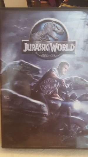 Jurassic World DVD movie for Sale in Riverside, CA