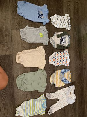 Baby boy clothes 3-6 months for Sale in Norwalk, CA