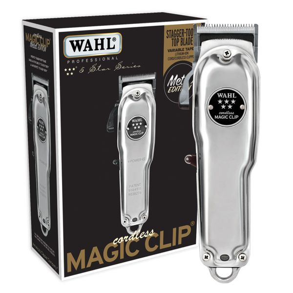 Wahl Cordless Magic Clip (Metal Edition)