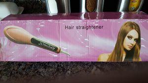 Brand new brush hair straightener for Sale in Tonawanda, NY