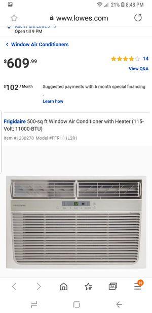 Frigidaire Air Conditioning Unit for Sale in Garden City, MI