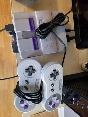 Super Nintendo Classic SNES for Sale in Powell, TN