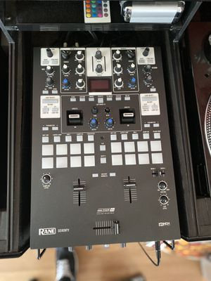 Rane Seventy Magnetic 12inch Skinz Cover Dj mixer for Sale in West Covina, CA