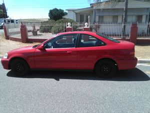 2000 Honda civic 22400 miles a little damage on front right side asking $850 obo for Sale in Riverside, CA