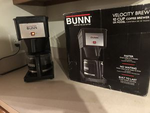 Bun Coffee Pot for Sale in Bunker Hill, WV