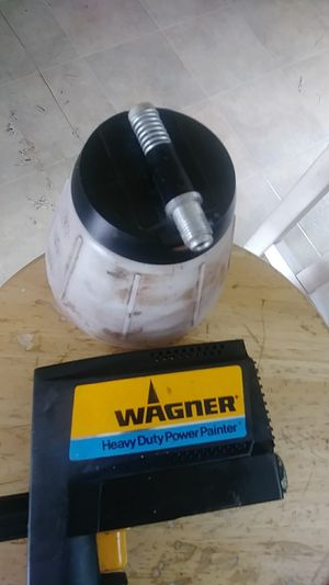 Wagner heavy duty paint sprayer for Sale in Pittsburgh, PA