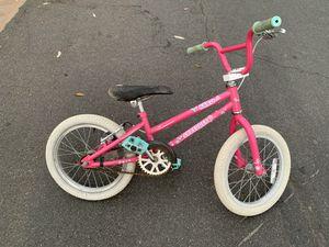 Bmx bike girl haro lil shredder 16 for Sale in Carlsbad, CA