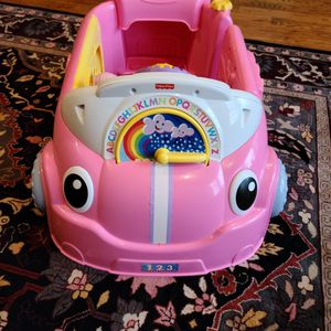 Fisher-Price Laugh And Learn Crawl Around Car for Sale in Gurnee, IL