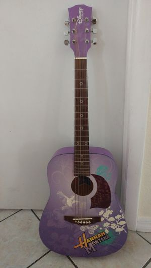Washburn Hannah Montana acoustic guitar for Sale in Pinellas Park, FL