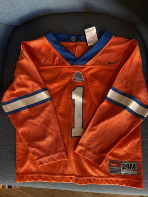 Boise state toddler jersey 24 months for Sale in Apache Junction, AZ