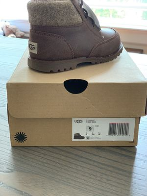 Ugg Toddler 9 T Orin wool boot for Sale in Queens, NY