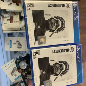 PS4 MADDEN 20 MVP EDITION SEALED for Sale in Fort Lauderdale, FL