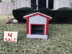 Custom built Dog Houses for Sale in Austin, TX