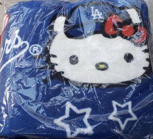 Dodger Hello Kitty blanket for Sale in Pico Rivera, CA