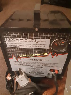 36 volt golf cart charger awsome condition for Sale in Springfield, MO