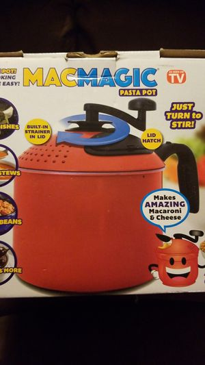 Macmagic pasta maker for Sale in Indianapolis, IN