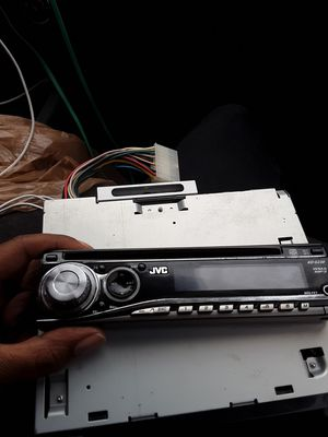 Jvc car stereo system for Sale in Columbus, OH