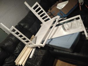 Toddler bed frame and mattress for Sale in Windsor, CT