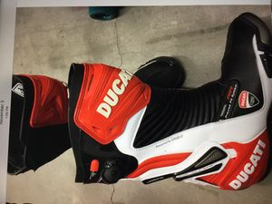 Ducati corsa boots for Sale in San Diego, CA
