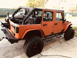 TRAIL READY - 2015 Jeep Wrangler Unlimited for Sale in SEATTLE, WA