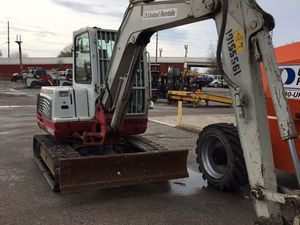 2013 Takeuchi TB250C Mini Excavator for Sale in Des Plaines, IL