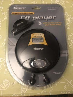 CD player Memorex for Sale in San Diego, CA
