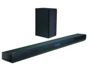 Sound Bar Audio Bluetooth Speaker Barra de Sonido Parlante LG SL3D for Sale in Miami, FL