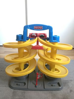 Fisher Price race ramp toy for Sale for sale  Hoboken, NJ