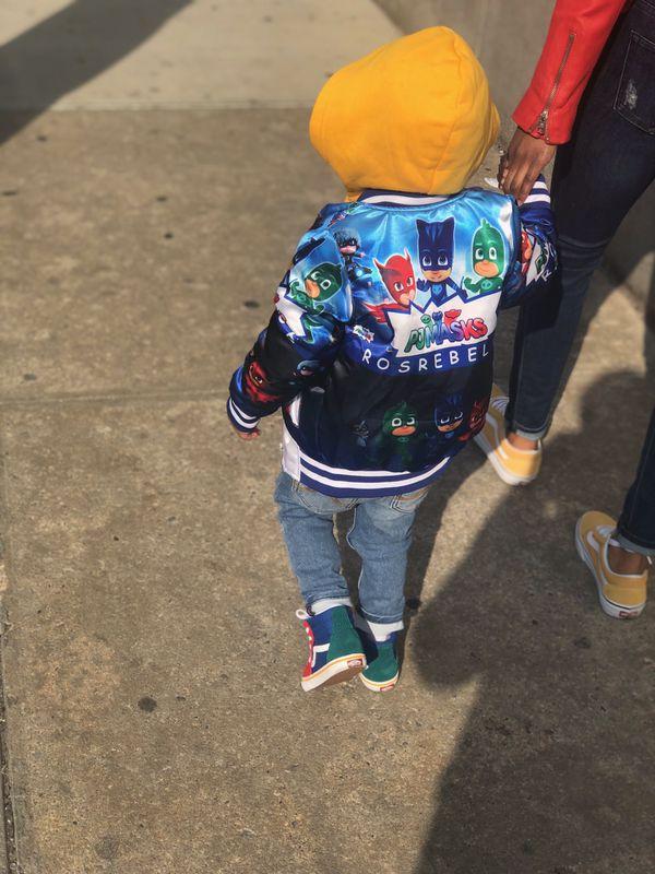 Pj mask flight jacket size 3T