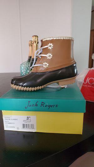 Jack Roger's rain boots for Sale in Burlington, NC