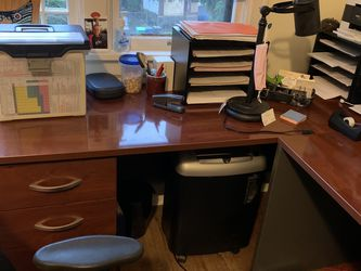 Desk And Return for Sale in Portland,  OR